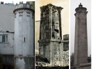 İstanbul su dağıtım kuleleri