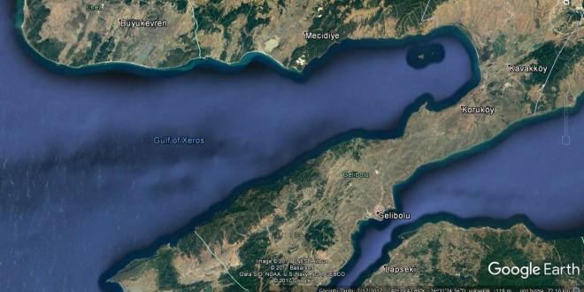 Saros jeolojisinde süregelen hayat